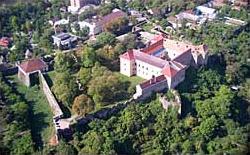Uzhgorod castle