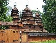 Wooden churches of the Carpathians