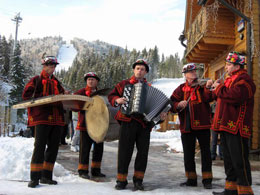 The Ethnic Music of the Carpathians