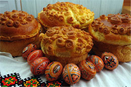 Easter in the Carpathians