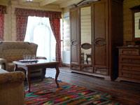 Hotel Dykyi Med. Mansarda
