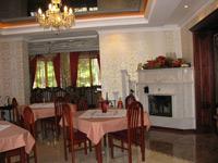Hotel Karpatsky Zamok. Restaurante