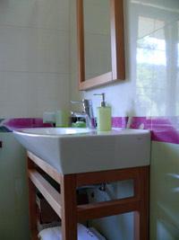 Hotel Carpathian Castle. Bathroom.