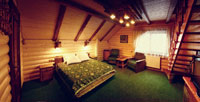 Hotel Bear Hill. Bedroom Duplex