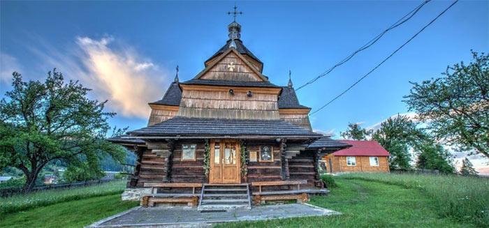 old church vorokhta