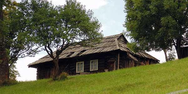 hutsul architecture