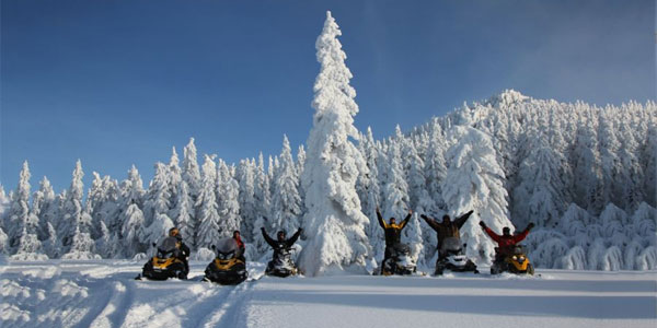 carpathians snowmobile price