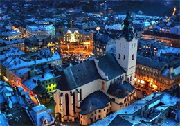 lviv night tour