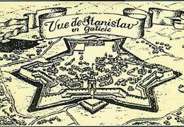 ivano-frankivsk fortress tour