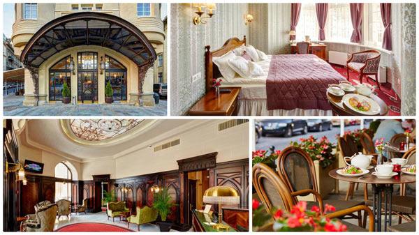 Atlas Deluxe hotel 4* in Lviv
