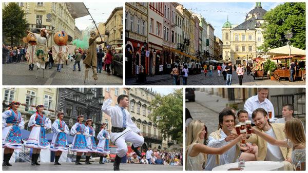 Lviv tour 9 days