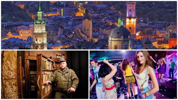 getting around lviv tour