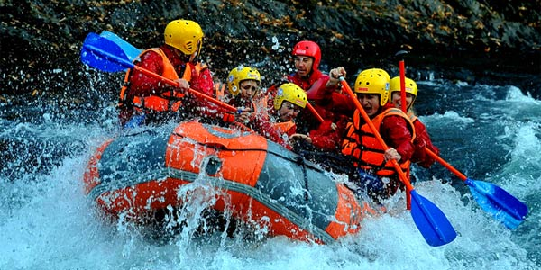 rafting tour carpathians