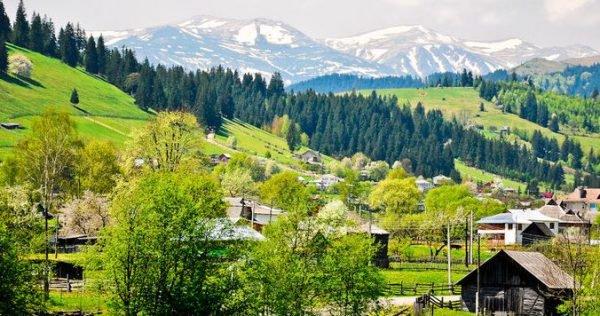 Verkhovyna Carpathians