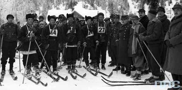 hutsul ski competition