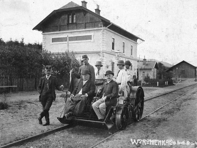 Woronenka, 1904