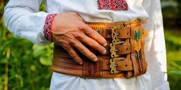 cheres hutsul belt