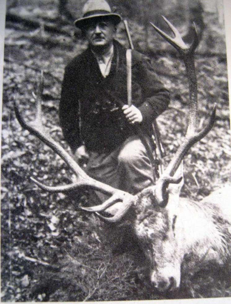 Gering Carpathians hunting